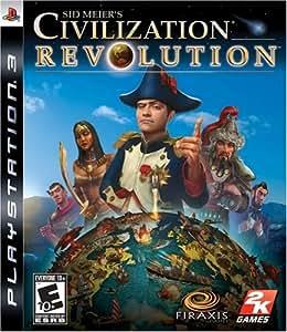 Sid Meier's Civilization Revolution (Fr/Eng manual) - PlayStation 3