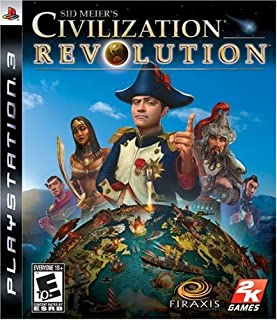 Sid Meier's Civilization Revolution - Playstation 3 by Artist Not Provided (B000WMEEBC) | Amazon price tracker / tracking, Amazon price history charts, Amazon price watches, Amazon price drop alerts
