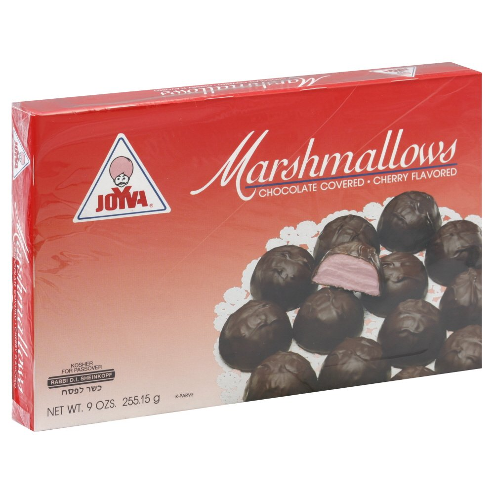 Joyva Cherry Marshmallow Twist 5 Lbs. (Pack of 12) by Joyva