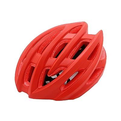 Équitation Casque Casque De Vélo De Montagne Un Formant équitation Fournitures De Sport Casque De Protection Casque Adulte,Red