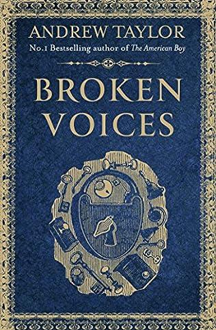 book cover of Broken Voices