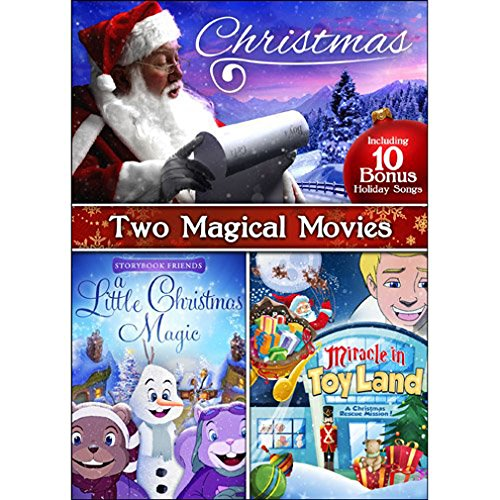 vies: Miracle in Toyland / Storybook Friends: A Little Christmas Magic / Bonus Family Holiday Favorites MP3 s (Magical Storybook)