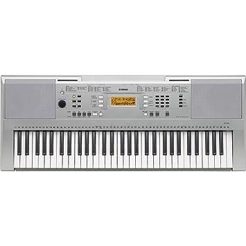 Yamaha YPT-340 61keys piano digital - Teclado electrónico (945 mm, 368 mm