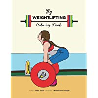 My Weightlifting Coloring Book