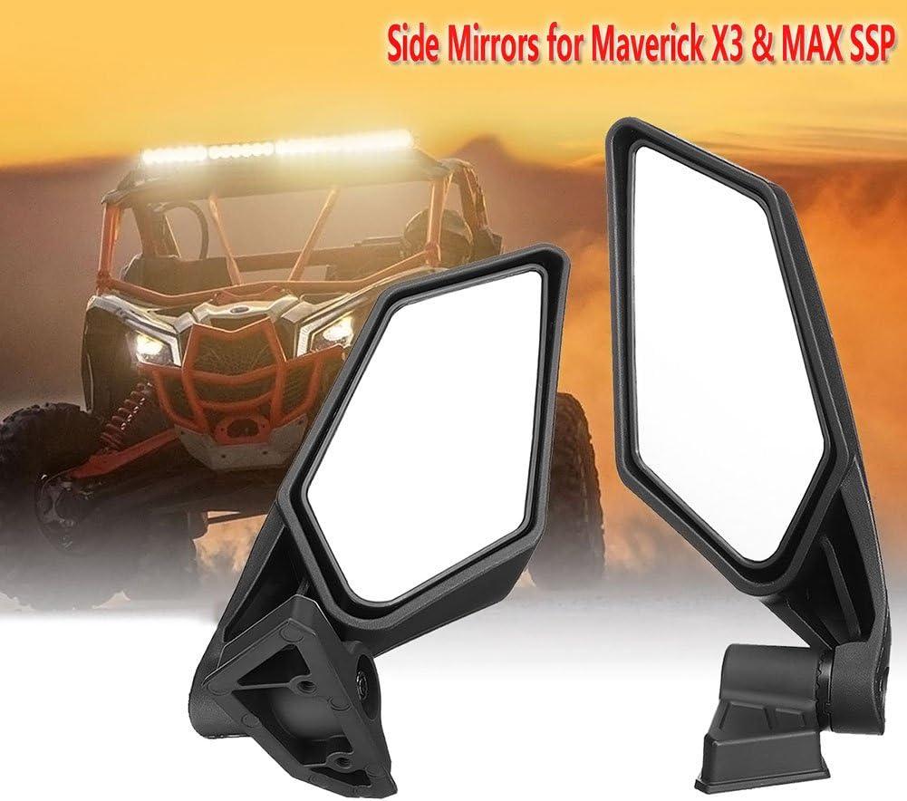 Max X3 4x4 UTV Lower Ball Joints 2017-2018 Can-Am Maverick X3 Pair of Upper