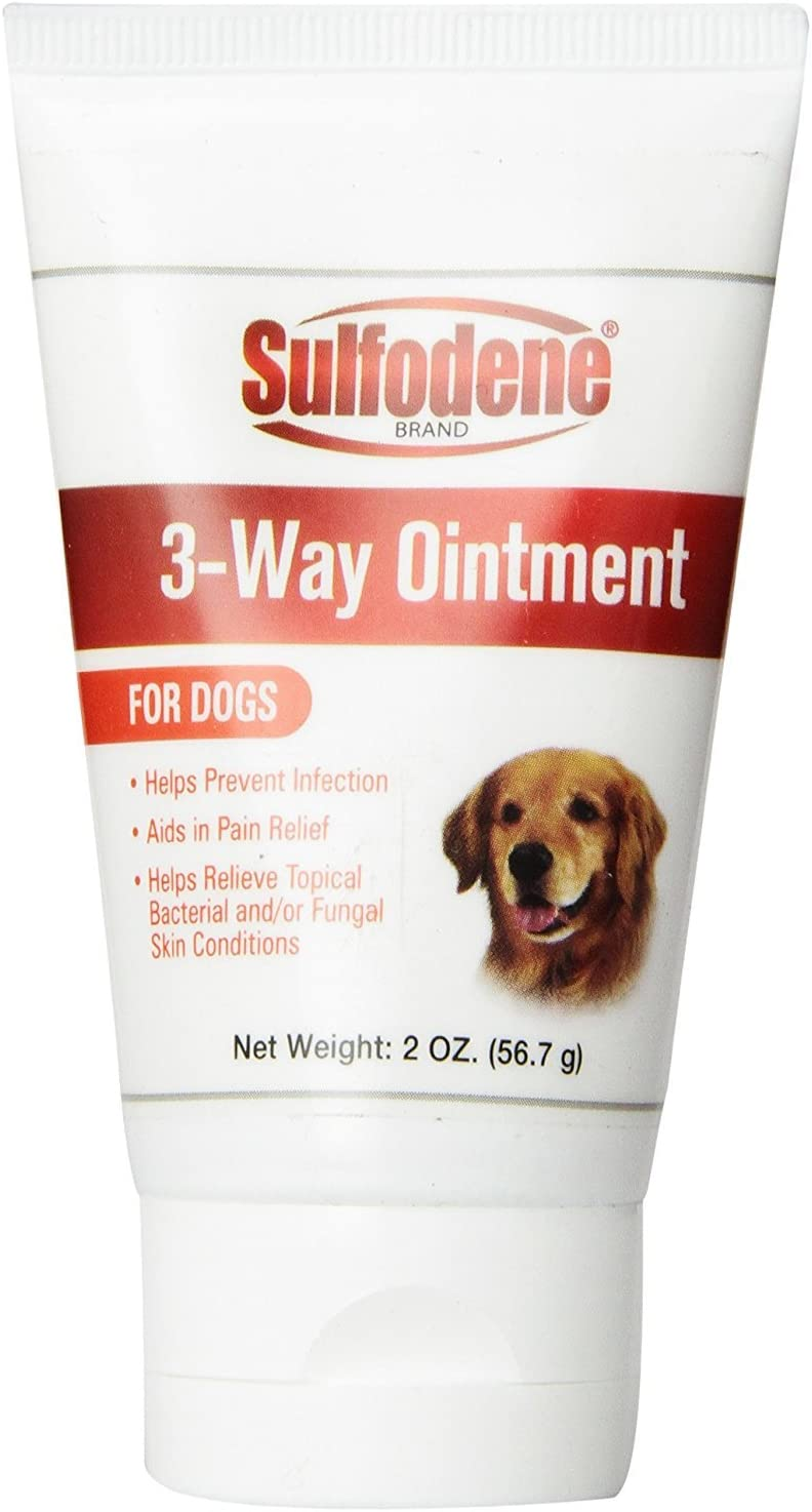 rash cream for dogs