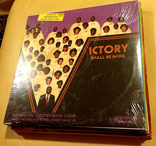Victory Shall Be Mine [Vinyl] - Mall Wilmington De