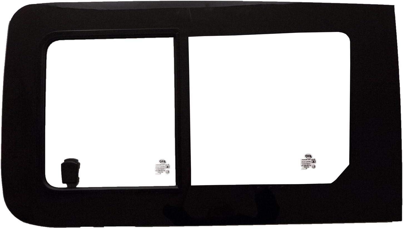 Mano izquierda ventana de apertura transparente para puerta corredera Peugeot Expert (2007 – 2016): Amazon.es: Coche y moto