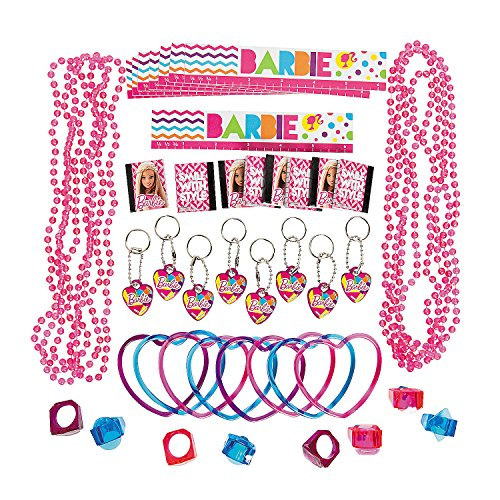 Barbie Sparkle Party Favor Pack -