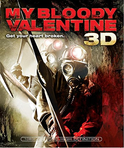 Amazon Com My Bloody Valentine 3d In Anaglyph 3d Blu Ray