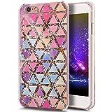 iPhone 6S Plus Case,iPhone 6 Plus Case,ikasus iPhone 6S/6 Plus [Liquid Glitter] Case,Flowing Liquid Quicksand...