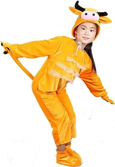 Disfraces de animales para niños Disfraz de pijama con capucha y ...