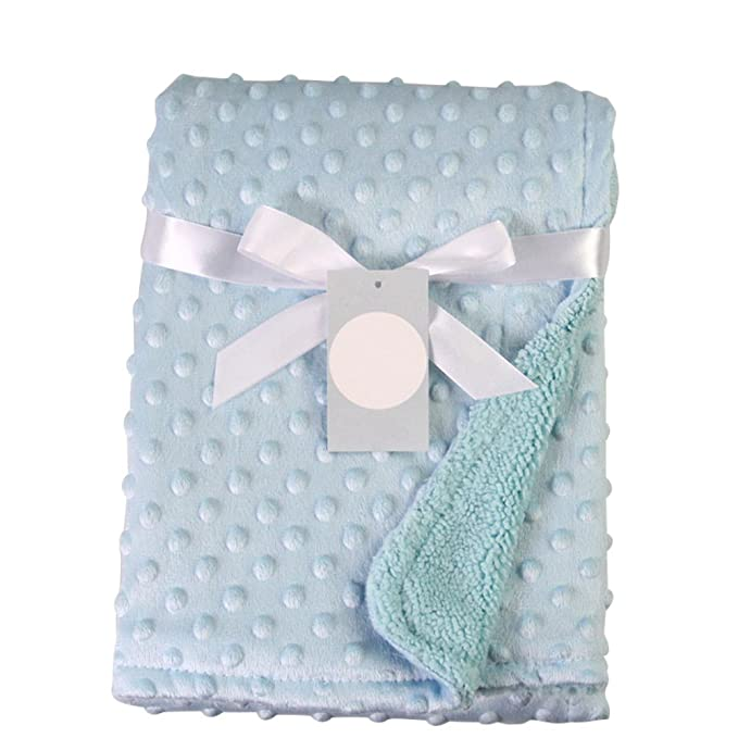 e6a61c64e Moresave Manta de bebé recién nacido Manta térmica de vellón suave Manta de bebé  envuelta envolvente  Amazon.es  Ropa y accesorios