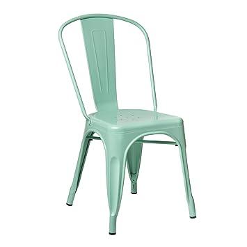 SKLUM Silla LIX Verde Menta - (Elige Color)