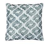 Beautyrest Arlee Beaded Decorative Pillow, 16 x 16, Spa