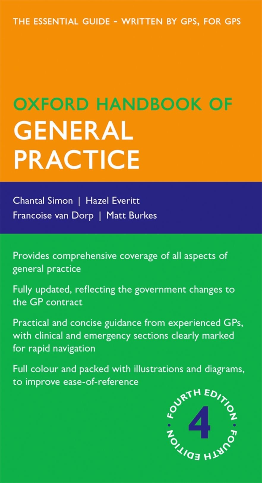 Buy Oxford Handbook of General Practice (Oxford Medical Handbooks) Book  Online at Low Prices in India | Oxford Handbook of General Practice (Oxford  Medical ...