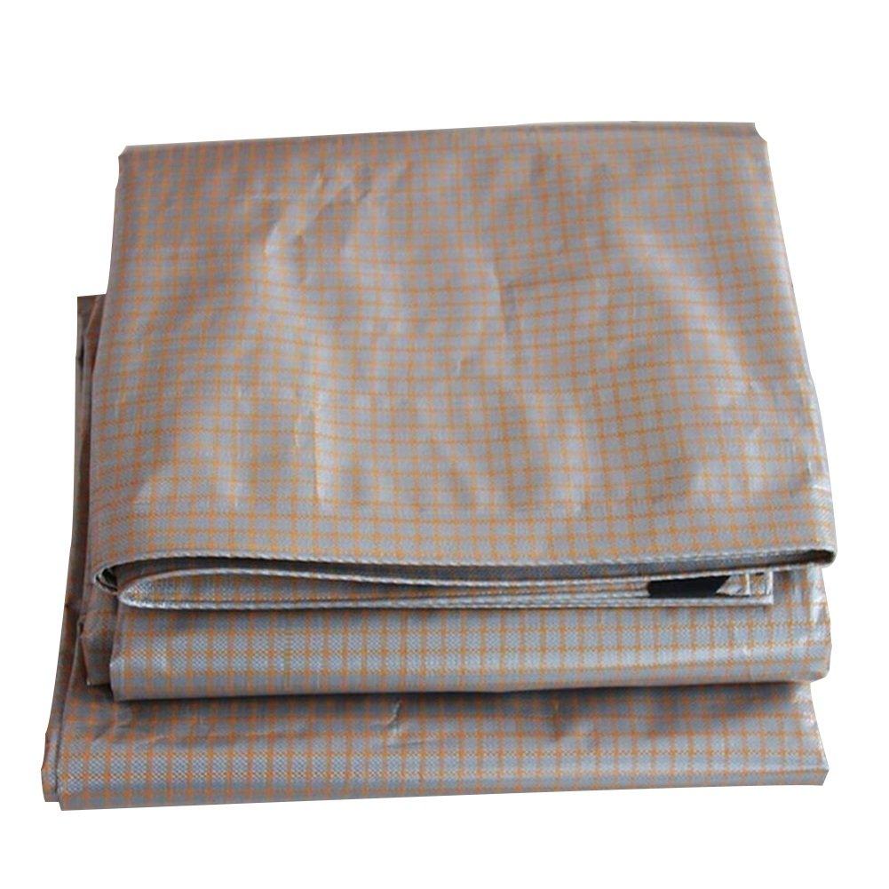 A 5 x 6m Tissu imperméable à l'eau imperméable BÂche, bÂche imperméable à l'eau de prougeection solaire de bÂche de prougeection contre la poussière de parasol de parasol, résistant à h