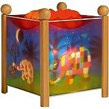 "Trousselier 4364CGB 12V ""Magic Lantern Elmer"" Night Lamp"