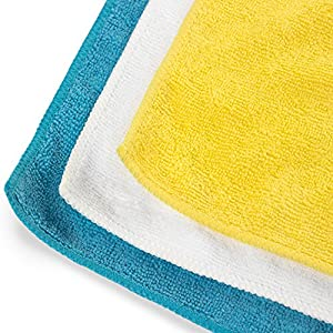 Royal Microfiber Cleaning Cloth Set - 24 Pack Micro Fiber Towels