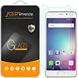 """[2-Pack] Supershieldz For BLU """"Life ONE X2 Mini"""" Tempered Glass Screen Protector with Lifetime Replacement Warranty"""