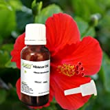 Allin Exporters Natural And Undiluted Hibiscus Hair Oil For Aromatherapy /Skin Care - 30Ml