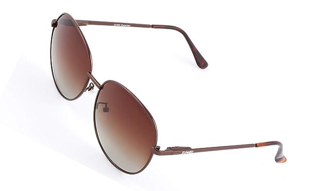 Sunner Gafas de Sol Para Mujer Protección UV400 SUP6013 Lentes Polarizadas Montura Ligera Resistente a los Golpes
