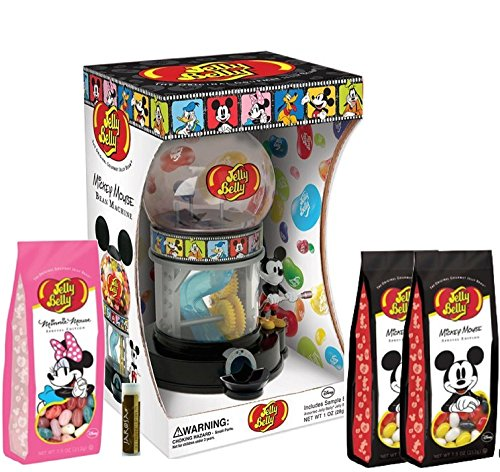 jarosas-gift-set-of-classic-jelly-belly-mickey-mouse-jelly-bean-dispenser-machine-3-75-oz-jelly-bean