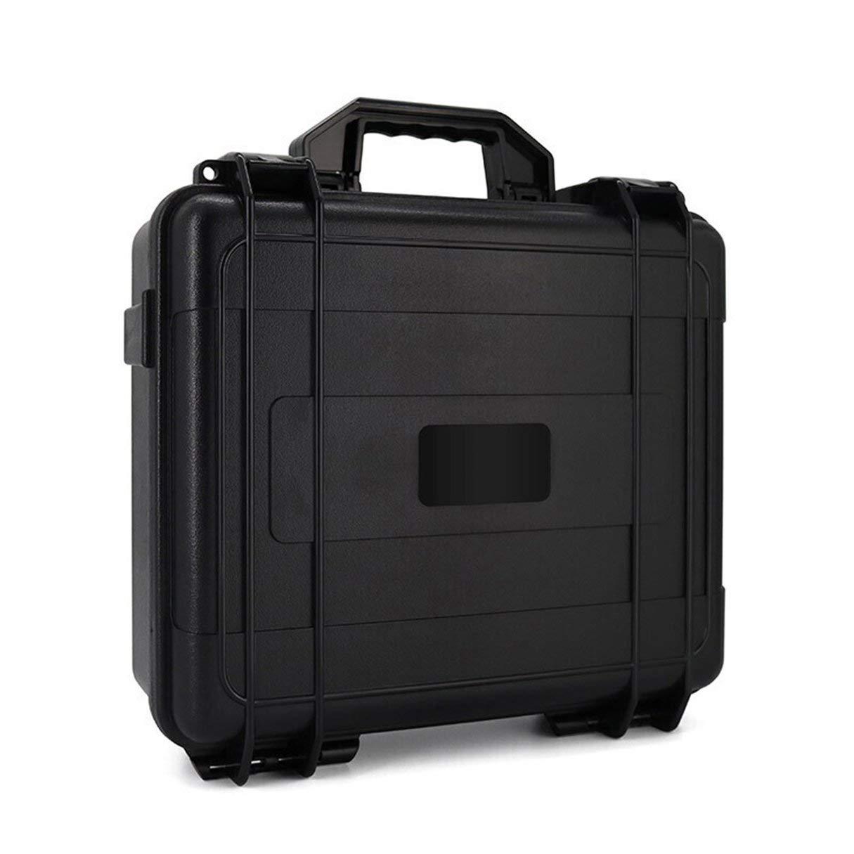 Wafalano Drohne Aufbewahrungsbox, Stoßfest Professionelle Drohne Batterie Umhängetasche Fall Veranstalter Aufbewahrungsbox Geeignet für DJI Mavic 2