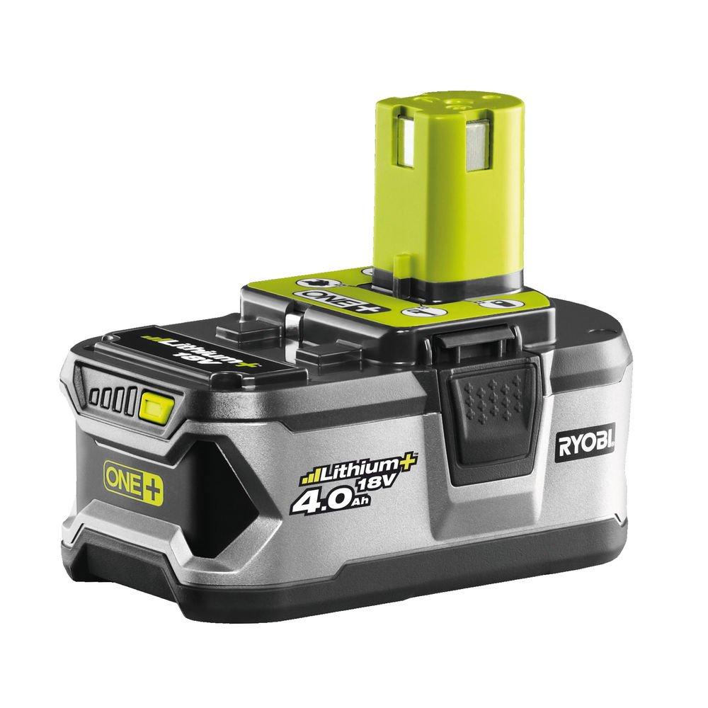 chargeur Ryobi RBC18L40 Batterie lithium 18V 4Ah