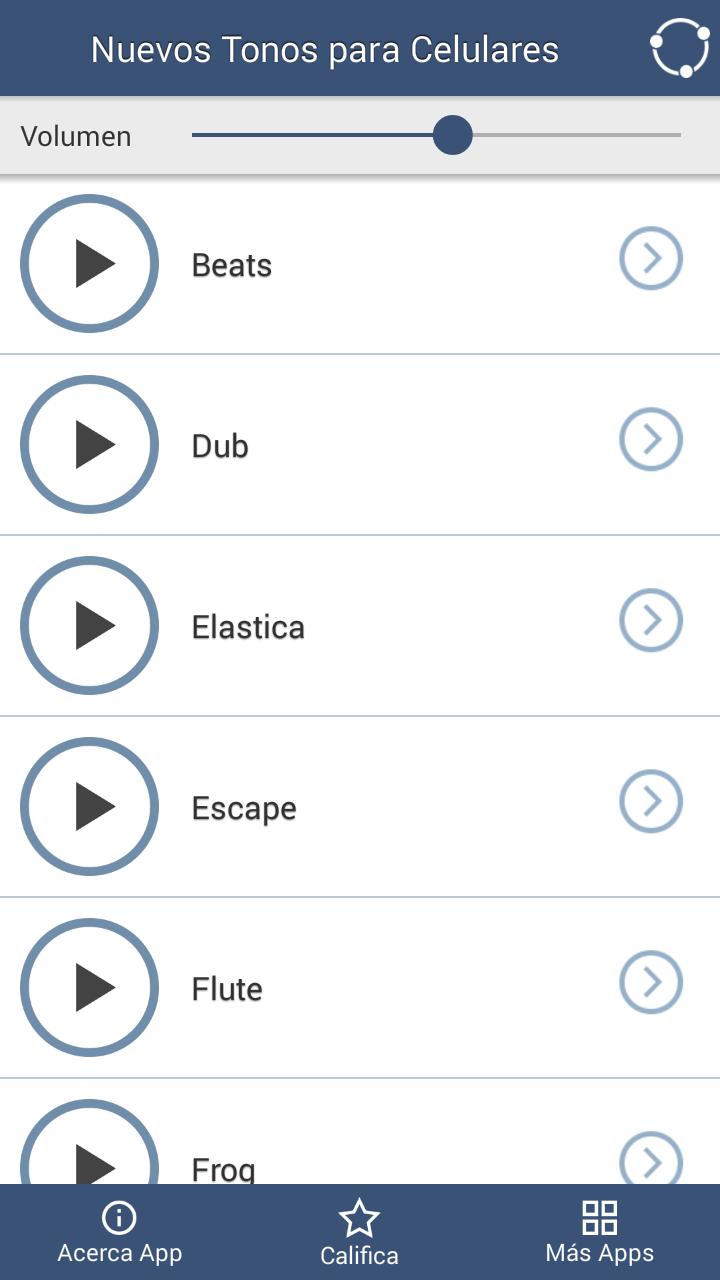 Nuevos Tonos para Celulares: Amazon.es: Appstore para Android