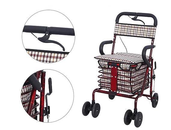 Amazon.com: HCC y personas mayores carrito de la compra ...