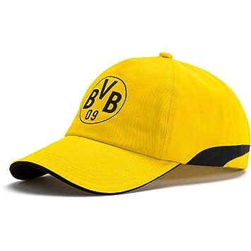 Puma - Gorra de béisbol - para Hombre Cyber Yellow-Puma Black Talla única: Amazon.es: Ropa y accesorios
