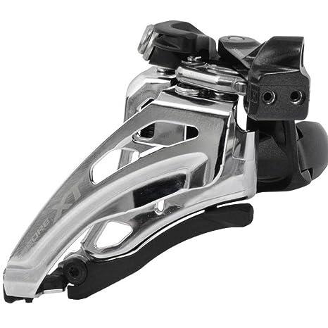 Shimano Deore XT FD-M8025-E 2 x 11-Speed Down Pull E-Type MTB Front Derailleur