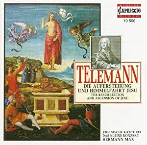 Telemann G.P.: Auferstehung U