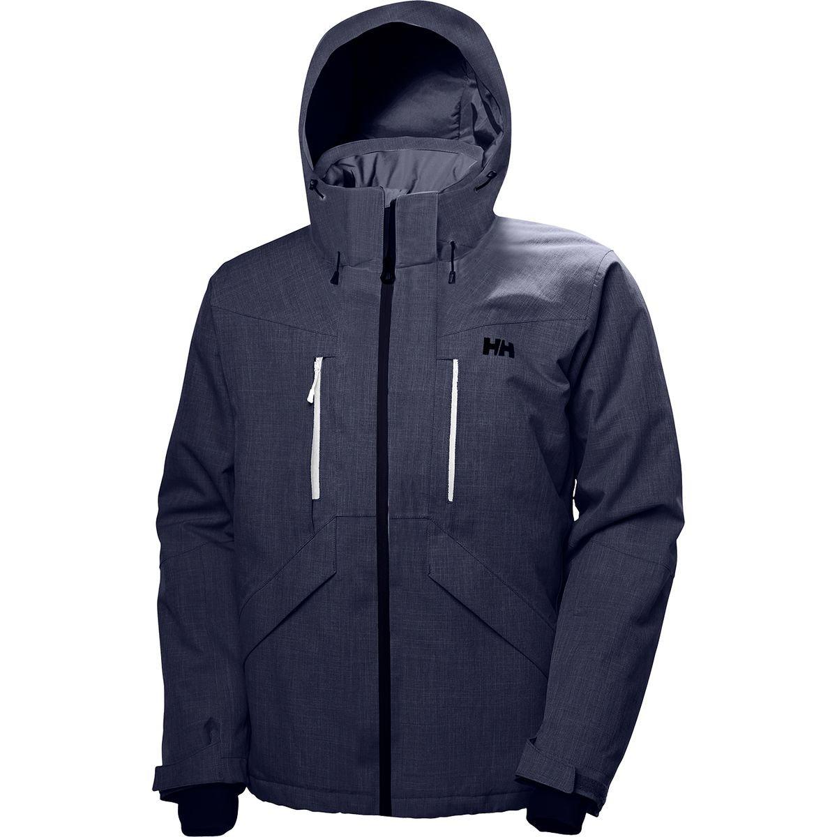 (ヘリーハンセン)Helly Hansen Juniper II Jacket メンズ ジャケットGraphite Blue [並行輸入品] B0767BC6J3  Graphite Blue 日本サイズ L (US M)