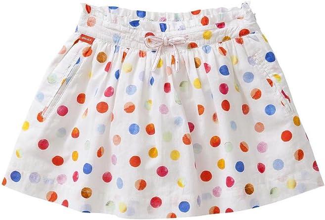 Oilily - Falda - Blusa - para niña blanco 6 años: Amazon.es: Ropa ...