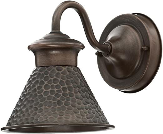 Home Decorators Collection Essen Outdoor Antique Copper 6 In Wall Lantern
