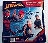 Spider-Man Spin Racer Caster Board Ride-On