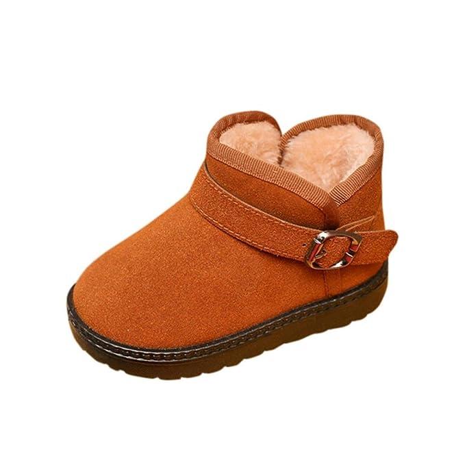 Btruely Kinder Warme Stiefel Mode Kinder Schneestiefel Baby Winter Schuhe Sneaker Jungen Mädchen Beiläufig Schuhe