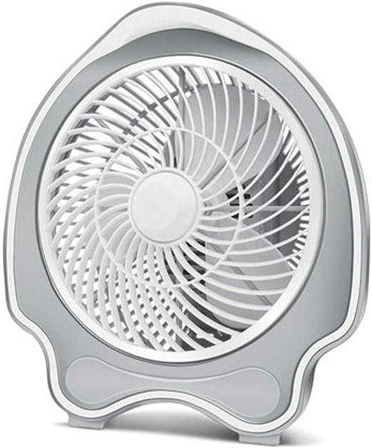 WPCBAA Nuevo mini ventilador de escritorio con flujo de aire ...