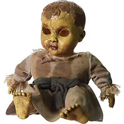Morris Costumes Haunted Doll with Sound: Toys & Games [5Bkhe0305673]