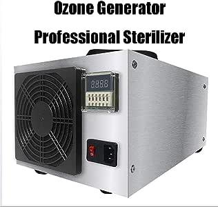 MOKY Generador de ozono, esterilizador Profesional, Limpiador ...