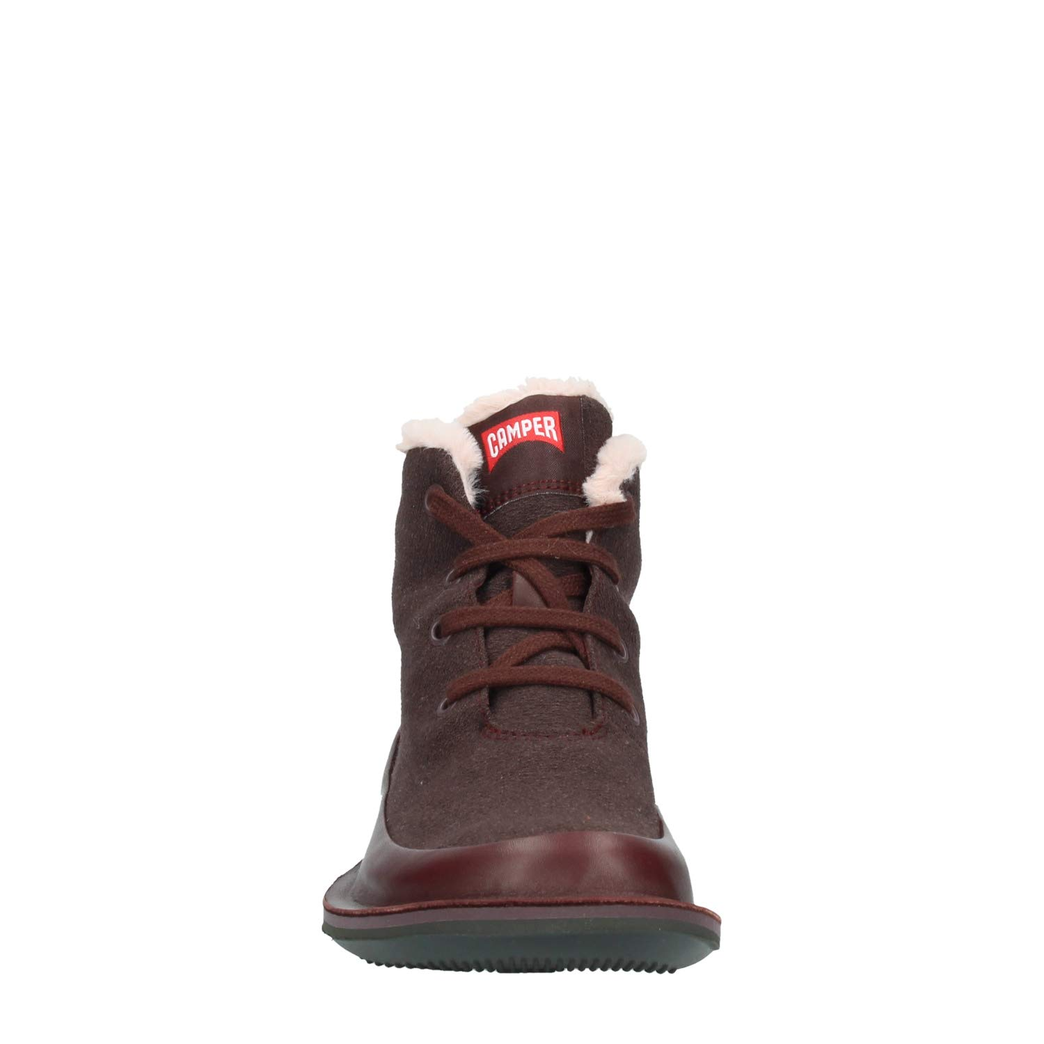 Camper Mujer Beetle Textile Leather Botas: Amazon.es