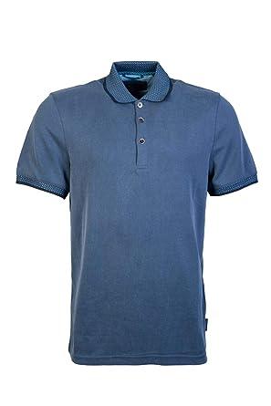 b269bdb58 Ted Baker Polo Shirt BELVER Mens Navy TOP  Amazon.co.uk  Clothing