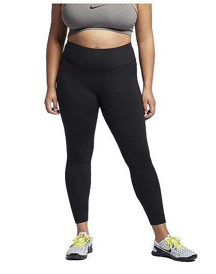 9b682cf4eb973 Nike Women's Plus Power Sculpt High-Rise Training Tights Black ...