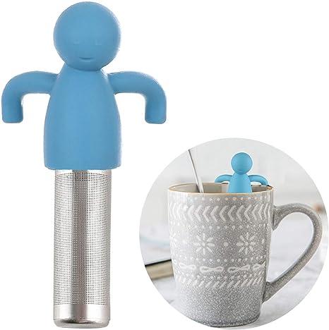 Practical Handle Stainless Steel Mesh Tea Ball Tea Leaf Infuser Tea Strainer