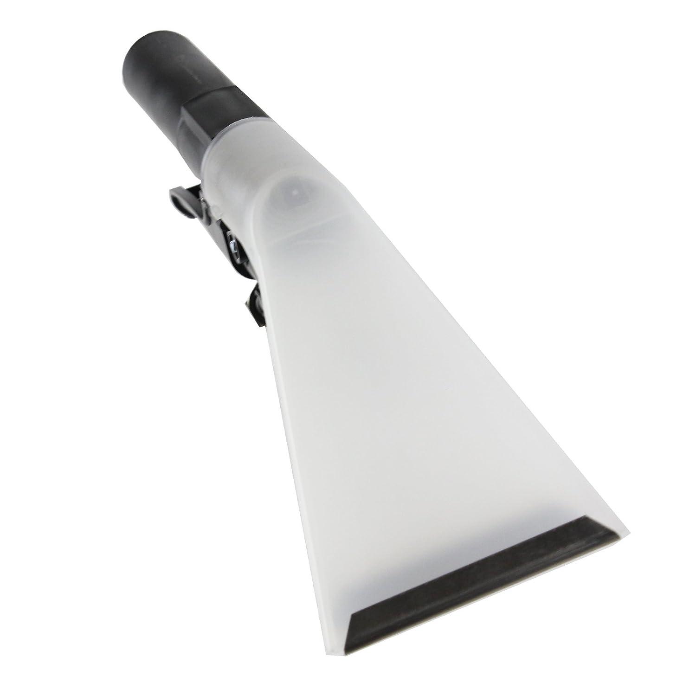 V4vmbbciee 32mm Aspiradora Manguera Mango Pl/ástico Extremo doblado Boquilla de Filtro Curva Pieza de Repuesto Negro