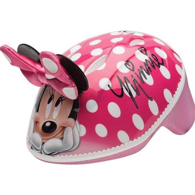 Amazon.com: Disney Niñas Minnie Mouse Kids Skate/Casco de la ...
