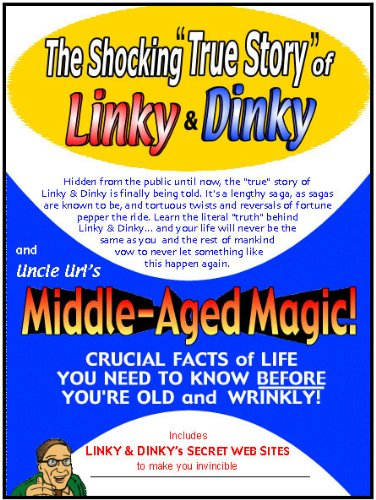 The Shocking True Story of Linky & Dinky (English Edition)