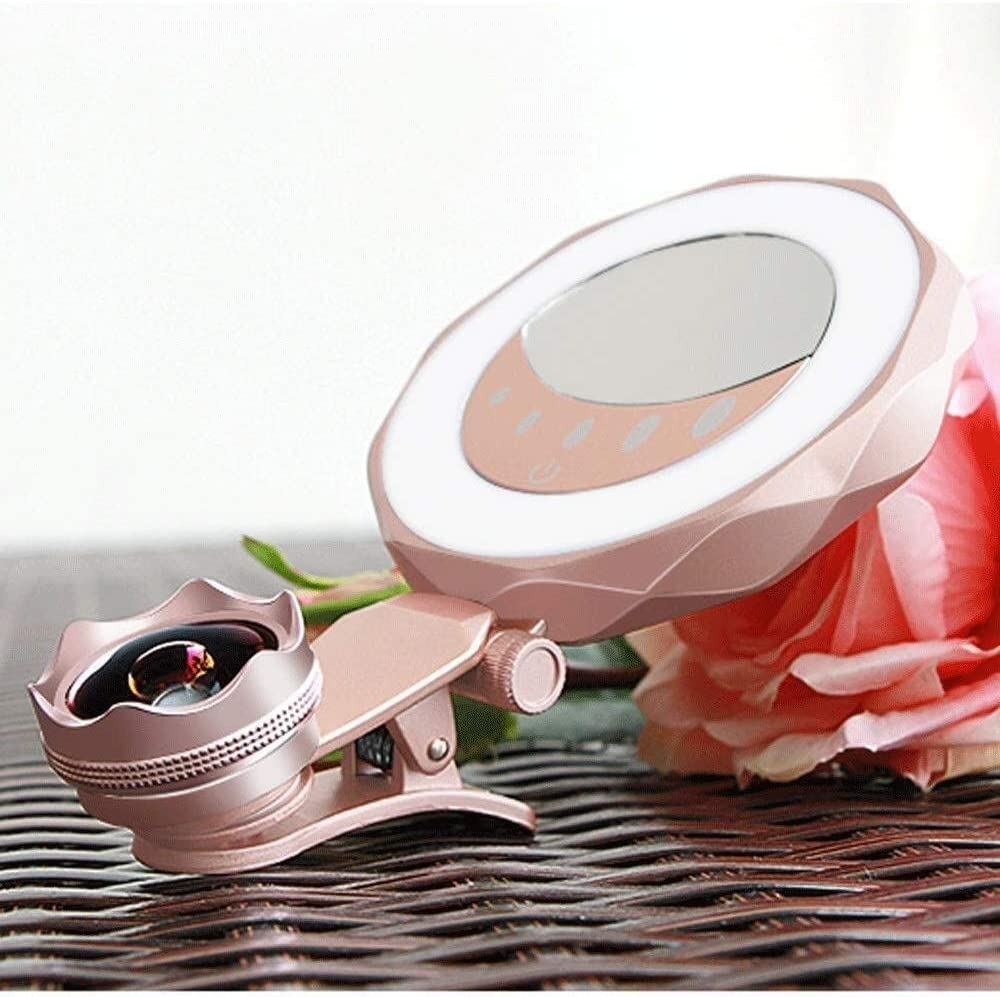 Universal SLR Beauty Face-Lift Camera Small Ring Light Short Video Photo Fill Light High-Definition Wide-Angle Mobile Phone Lens